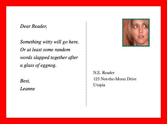 I'M Sending You Snail Mail - Leanne Shirtliffe