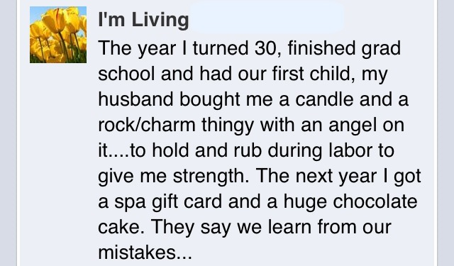 Worst Gift 1