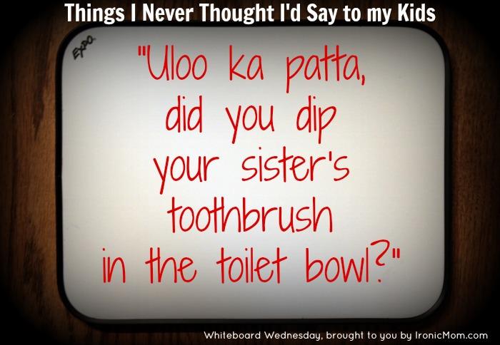 Multilingual Swearing: proof of a descriptive, exotic