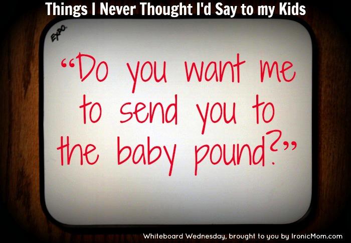 WW Miss Ashley baby pound