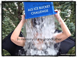 In memory of Grandpa #ALS