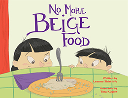No More Beige Food - Leanne Shirtliffe